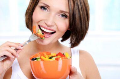 pierde greutatea mânca 2 mese pe zi